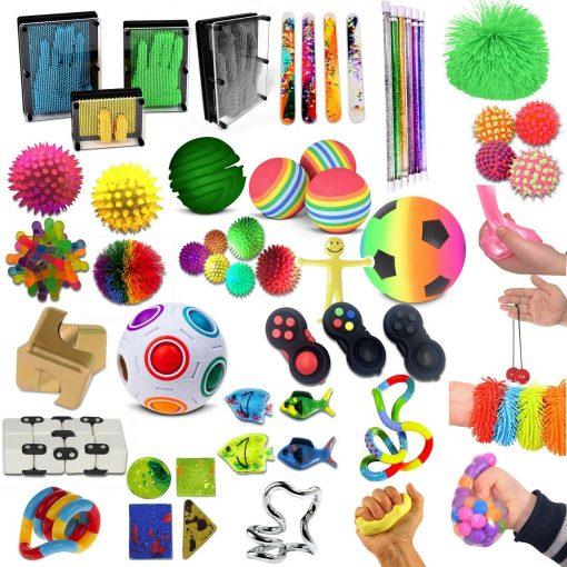 Sensory Toys, Fidget, UV, Educational, Special Needs & Autism, Stress,ADHD