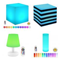 Light Up LED Furniture