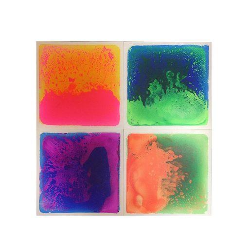 UV Sensory Liquid Floor Tiles