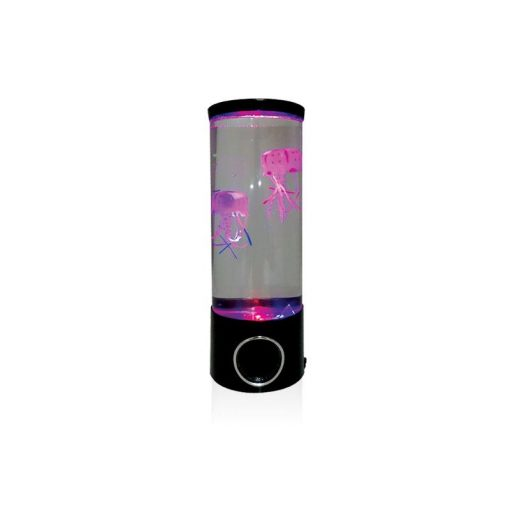 Sensory Round Jelly Fish Tank with Bluetooth, Speaker & USB