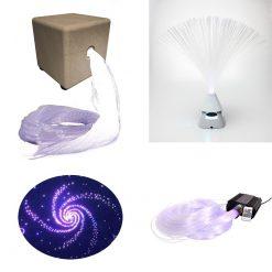 Sensory Fibre Optic Lights