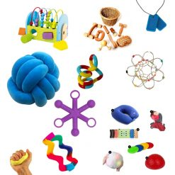 Sensory Tactile Toys